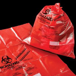 Bolsas para Descontaminación